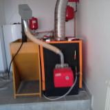 Instalatii sanitare si termice - Centrala termica