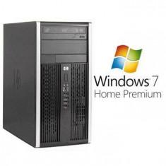 Calculatoare Refurbished HP Compaq Pro 6300 MT i5 3470 Windows 7 Home - Sisteme desktop fara monitor