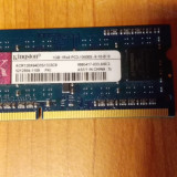 Ram Laptop Kingston 1Gb DDR3 PC3-10600S ACR128X64D3S1333C9