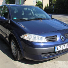 Renault Megane, 1.6 16V benzina, an 2004, 142000 km, 1598 cmc