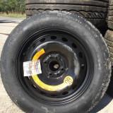 Roata rezerva ingusta Fiat Stilo 15 inchi