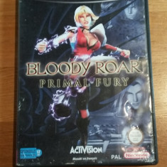 GAMECUBE Bloody Roar Primal Fury / Joc original by WADDER Activision, Sporturi, 12+, Multiplayer