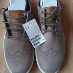 Pantofi h&m - Pantofi barbati H&m, Marime: 43, Culoare: Bej