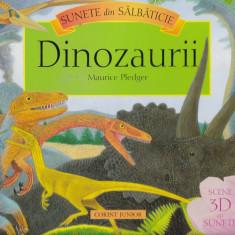 Maurice Pledger - Dinozaurii - 671968 - Enciclopedie