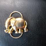 Vand elefantel de aur 8k 10gr - Pandantiv aur