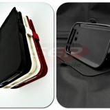 Toc FlipCover Stand Magnet HTC Desire 626 NEGRU - Husa Telefon