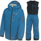 Costum ski Trespass Simba Albastru 9/10 ani - Geaca barbati