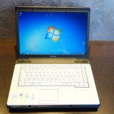 Laptop TOSHIBA EQUIUM A200 -Intel 1.5Ghz (2CPU) -RAM 2Gb -Hdd 120Gb - Wifi -DVD, 15-15.9 inch, Intel Core Duo, 1501- 2000Mhz