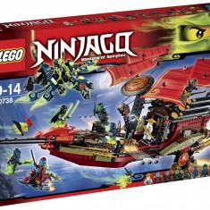 Lego - Ninjago - 70738 Final Flight of Destiny's Bounty