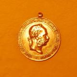 Vand Medalie Austro-Ungara - 2 Decembrie 1873, Europa
