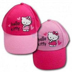 SAPCA HEARTS HELLO KITTY - Sapca Copii