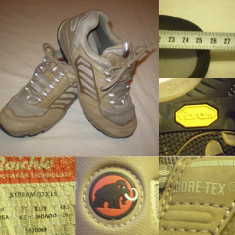 Adidas MAMMUT Gore Tex(40, 5) barbati pantofi ghete sport alergare bocanci - Adidasi barbati, Culoare: Din imagine
