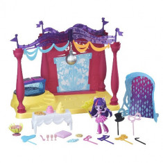 Set de Joaca MLP Equestria Girls Minis School - Figurina Povesti Hasbro