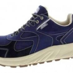 PANOFI UNISEX-PIELE NUBUK-HML BY BIT BONTIMES - Pantofi barbati, Marime: 36, 37, 38, 39, 44, 45, 46