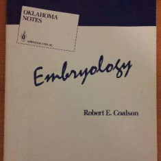 Embriologie Embryology Oklahoma Notes