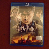 Harry Potter and the Deathly Hallows Part 2 - Film SF, BLU RAY, Romana