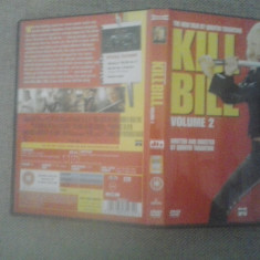Kill Bill Volume 2 (2004) - DVD - Film thriller, Engleza