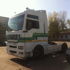 CAP TRACTOR MAN TGA - Camion