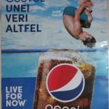 Afis Pepsi, afis Pepsi-Cola